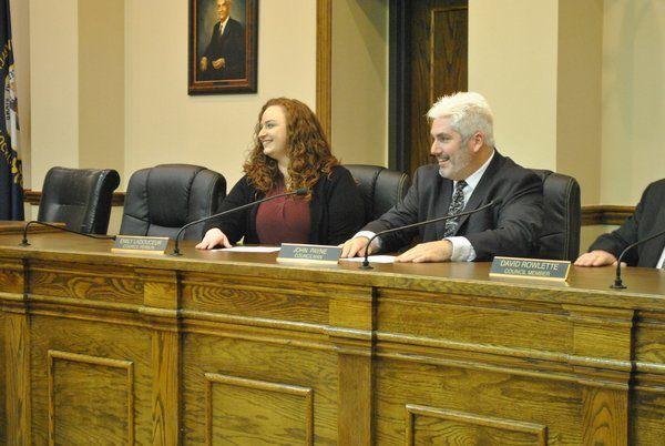 PHOTOS: Berea swears in new mayor, council members