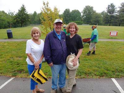 Richmond Garden Club honored for White Hall efforts