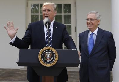McConnell, Trump joined for 2020, despite Kentucky setback