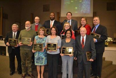 Berea chamber awards