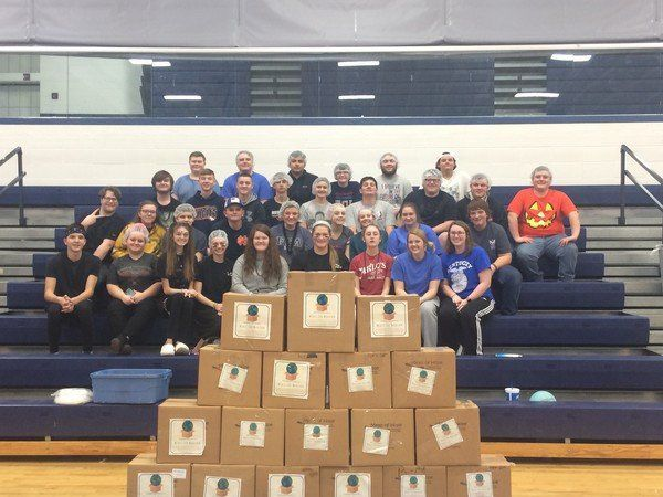 Madison Southern's FFA gives back to the community