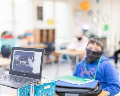 Madison County Schools district students return to in-person learning