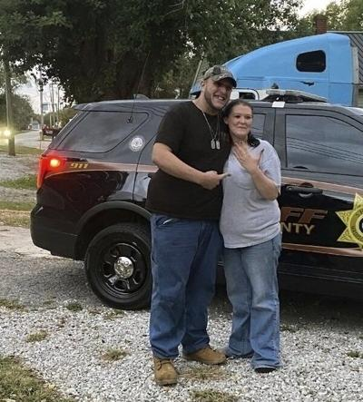 A life sentence: Mock arrest leads to marriage proposal