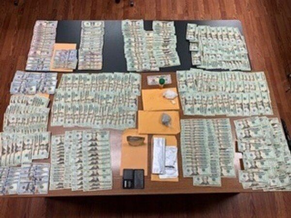 RPD seizes drugs, money