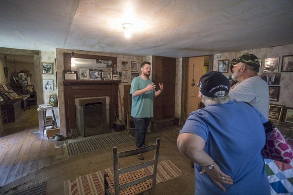 Home in the Hollow: Loretta Lynn's old home becomes a beacon