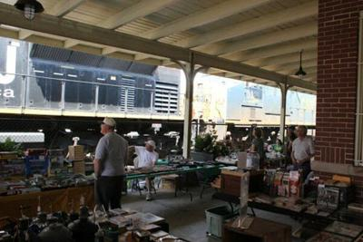 Berea to host 21st Annual L&N Day at historic railroad depot