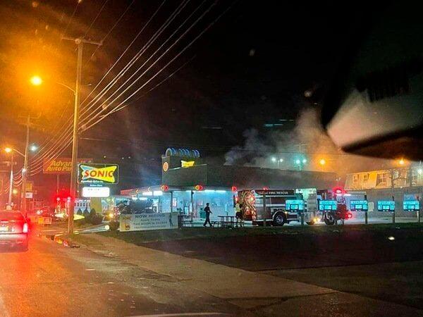 Fyrer fire shuts down Richmond Sonic