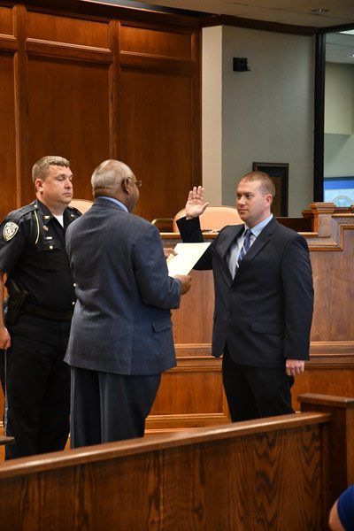 PHOTOS: RPD Swearing In Ceremony