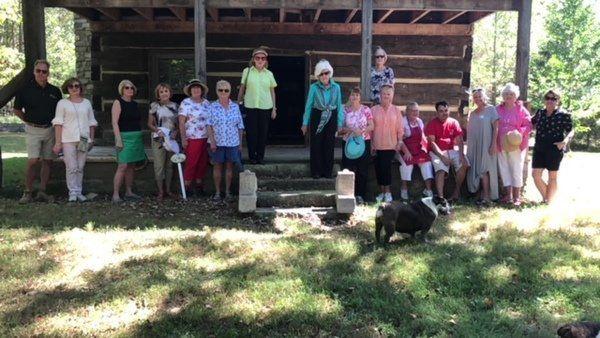 Garden Club takes trip