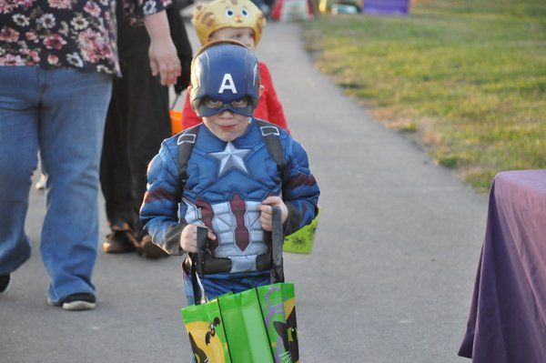 PHOTOS: Halloween at the Park