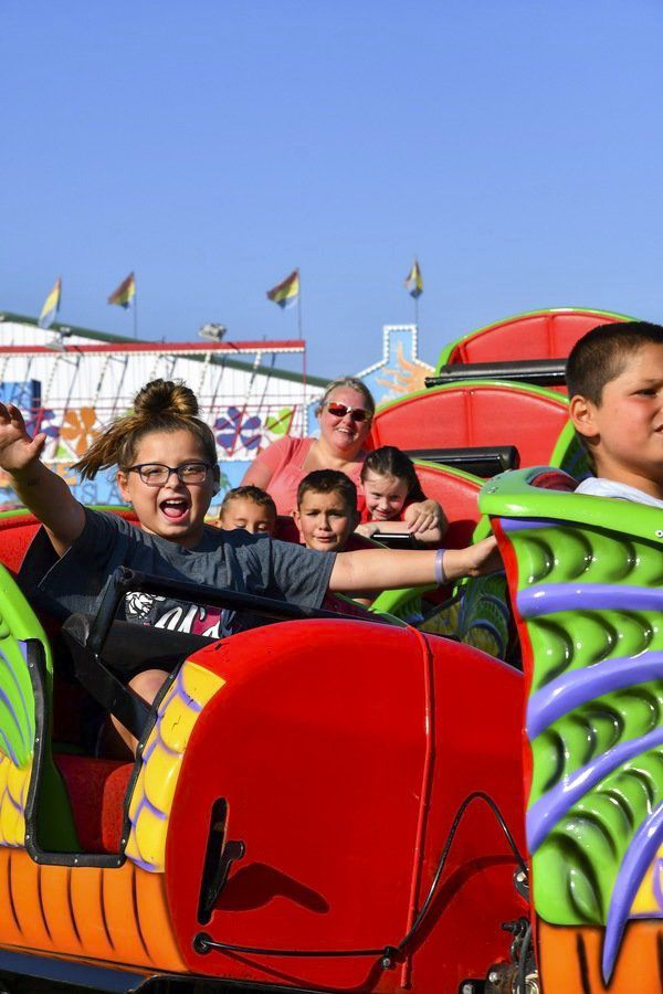 PHOTOS: Madison County Fair Opening Night 2019