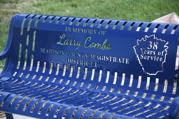 County, Combs family remembers late magistrate