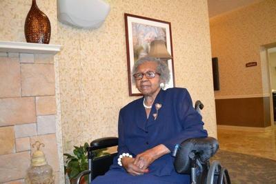Chenault celebrates her 102nd birthday