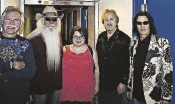 Interviewing country's stars: London woman's passion had led to so much more