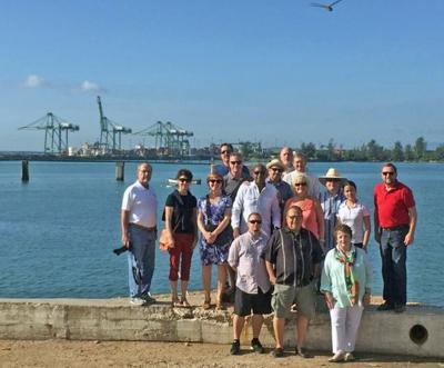 Cuba trade mission