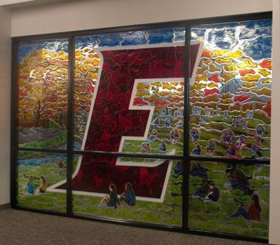 EKU unveils new stained glass window