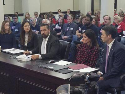 Committee hears details on Red Flag law