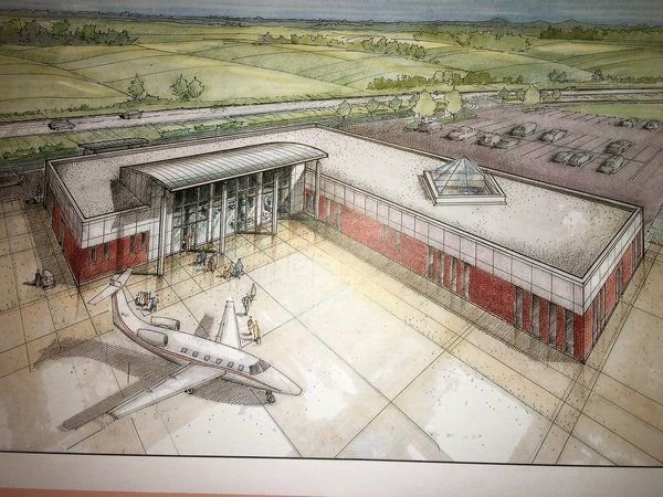Airport construction to begin soon | Madison County