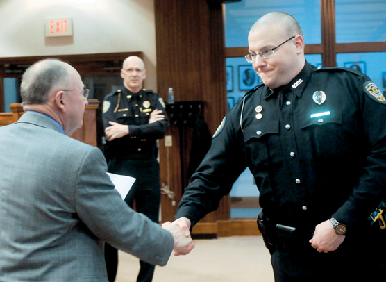 Three Richmond police officers sworn in | Local News