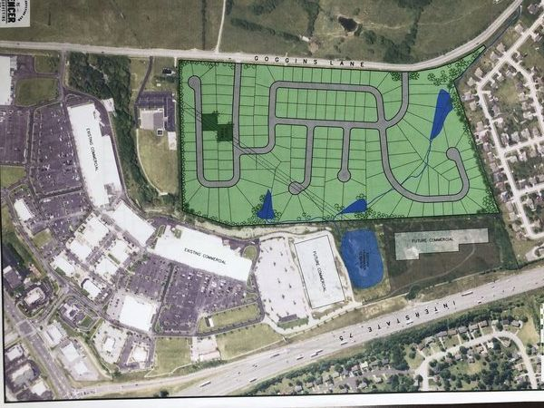 Planning and Zoning hears concerns about Goggins Lane annexation