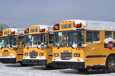 Snowy Saturday In Madison Busing To >> No Slip Or Slide For Education Madison County Schools Make Use Of
