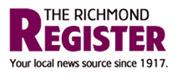 Richmond Register - Advertising