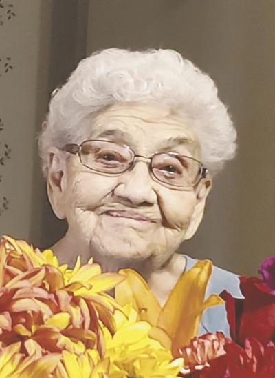 Gertrude Baros