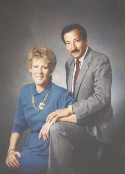 Louise P. (Tejada) Gonzales, Gene M. Gonzales
