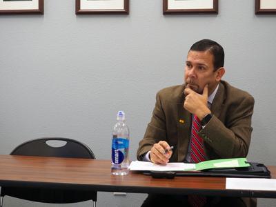 espanola superintendent Fred Trujillo