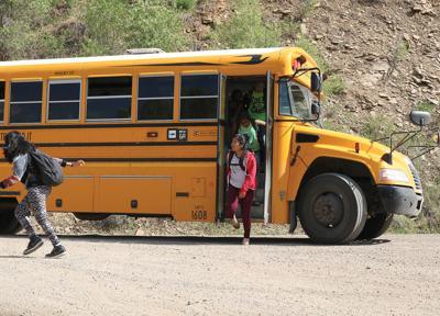 Dulce Schools students in Pagosa Springs Kristen Montoya