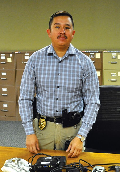 Detective Alleges City Conspiracy