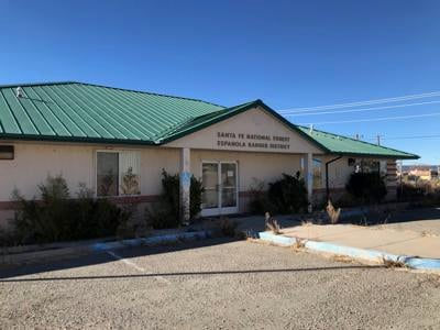 Forest Service Building sold to city
