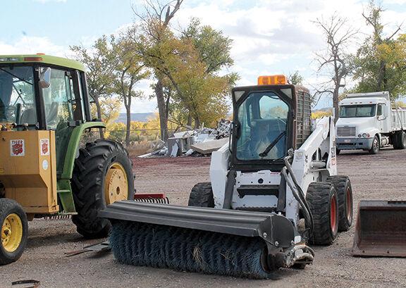 City Approves Nearly $70k for New Street Dept. Equipment