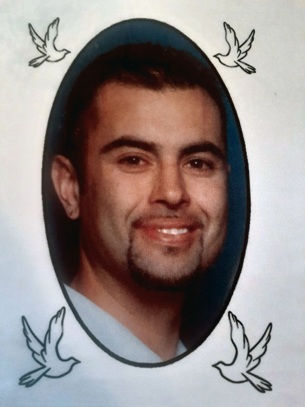 David Romero obit portrait