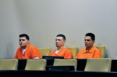 Cameron Martinez hearing defendants severed