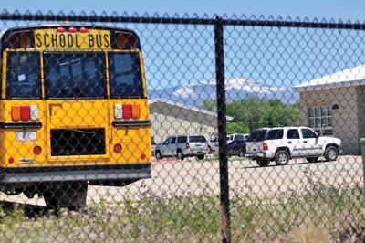 cops stolen school suv