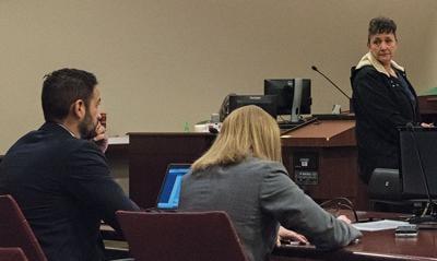 cops laura seeds sentencing voter fraud robert