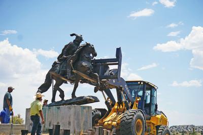 onate statue taken down 6-15-2020