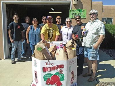 Fund Drive Volunteers