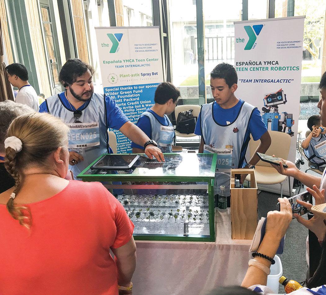 YMCA teen center goes to China demo.jpg