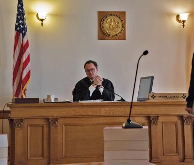 jason lidyard embezzlement recusal denied