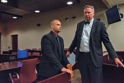 cops jeremy barnes court tom clark arraignment