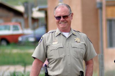 cops Sheriff lacks proper training