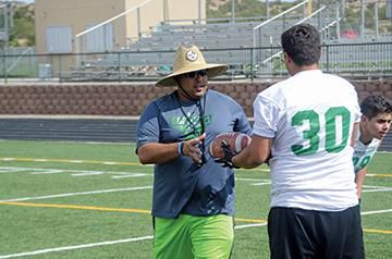 Coach Returns to Lead Team After Humbling Experiences