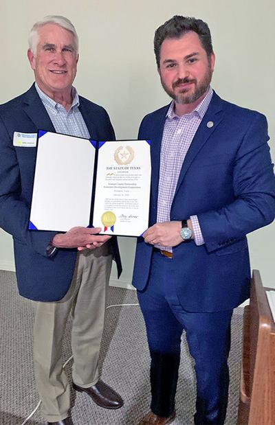 Governor recognizes EDC