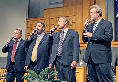Great Gospel music Jan. 10-11