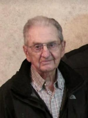 "In loving memory of Ernest L. ""Buddy"" Bodden, Jr."