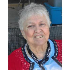 In loving memory of Betty Mae Grafflin