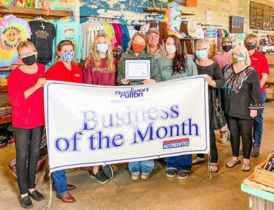 Business of Month