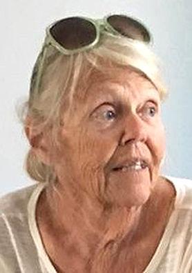 In loving memory of Jo Ann Johnson